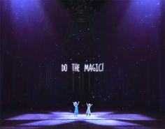 do the magic