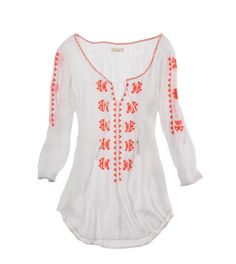 Aerie Embroidered Coverup
