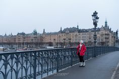 Stockholm City Walk.