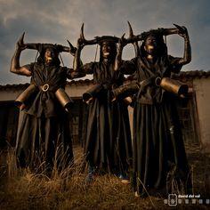 Los Diablos de Luzón (Guadalajara)
