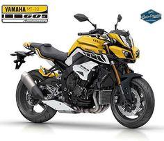 Yamaha MT-10 60ème anniversaire