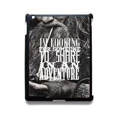 The Hobbit Gandalf Quote TATUM-10760 Apple Phonecase Cover For Ipad 2/3/4, Ipad Mini 2/3/4, Ipad Air, Ipad Air 2 This case mate is not only phone accessories which cover your device, but also gives a