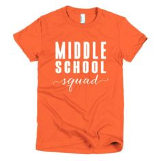 Middle School Squad- Women's                                                                                                                                                                                 More