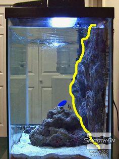 Make Your Own 3-D Aquarium Background Using Foam-iT! 5 Rigid Foam