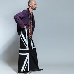 long menskirt JACK FLAG
