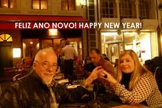 Happy New Year! - 2013: the first year of the rest of my life - Paulo Coelho's Blog