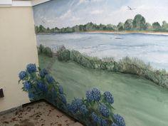 Cape cod ice cream shop mural my for Abri mural cape cod