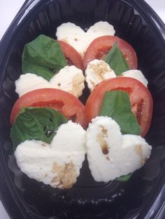 Caprese salad for you let sweetie