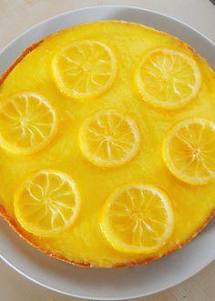 Recette de la tarte crème de citron de Christophe Felder