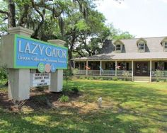 <p> With over 12,000 square feet of shopping, THe Lazy Gator is a great place to find Lowcountry gifts for everyone on your list, including…</p>