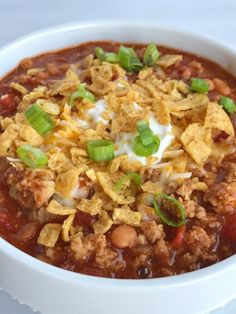 ZERO POINTS WEIGHT WATCHERS CHILI RECIPE – OMG RECIPES