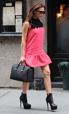 victoria beckham style | Victoria Beckham style fashion 2012 trends, Victoria Beckham Fashion ... I Need Those Boots!!!