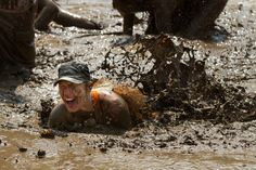 Crap! Thousands become ill after mud run.