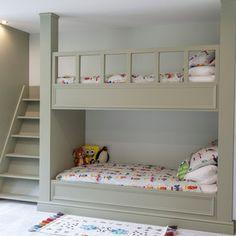 Children's Bedroom - transitional - Kids - East Anglia - Manor Design