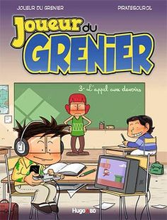 Buy Le joueur du grenier - tome 3 L'appel aux devoirs by Frederic Molas, Piratesourcil and Read this Book on Kobo's Free Apps. Discover Kobo's Vast Collection of Ebooks and Audiobooks Today - Over 4 Million Titles! Free Apps, Audiobooks, Ebooks, This Book, Comic Books, Comics, Reading, Youtube, Collection