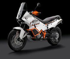 2012 KTM 990 Adventure Review