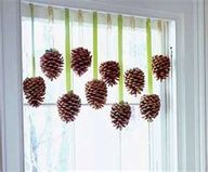 snickerdoodles: d.i.y. pine cone ideas...