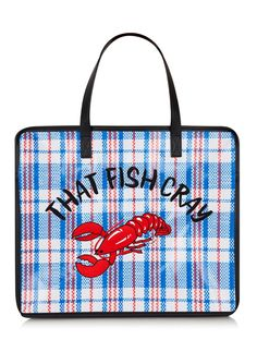 Skinnydip London That Fish Cray Tote