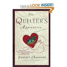 The Quilter's Apprentice (Elm Creek Quilts Novels): Amazon.co.uk: Jennifer Chiaverini: Books