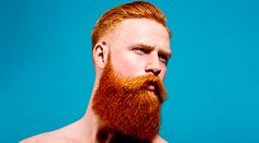 Red Hot exhibition of beautiful redheaded men (PHOTOS) - IrishCentral.com