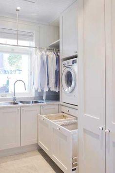 Laundry - Provincial Kitchens Sydney