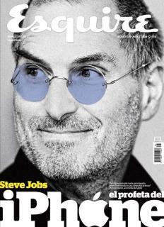 Steve Jobs Spanish Esquire