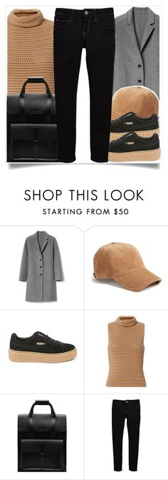 """""""MERRY CHRISTMAS EVERYONE!"""" by madeinmalaysia ❤ liked on Polyvore featuring Gap, rag & bone, Puma, Exclusive for Intermix, Dr. Martens and Levi's"""