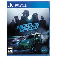 PRE-ORDER NOW! Need for Speed for PS4 | PCRichard.com | 014633368611