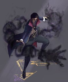 Emily Kaldwin, Dishonored 2, Night In The Wood, Bioshock, Character Design, Character Concept, Cool Artwork, The Darkest, Video Games