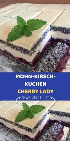 Dory, Cake, Desserts, 3 Ingredient Cakes, Cherries, Breads, Sugar, Tailgate Desserts, Deserts