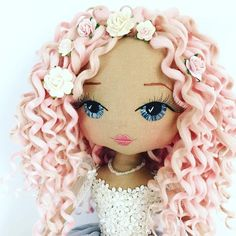 Bespoke Doll - Sentimental Heirloom
