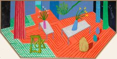 2010s : Paintings : Works | David Hockney