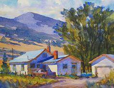 Home - Dots 'N Doodles Art Supplies Astoria Oregon, Colorado Mountains, Old Buildings, Various Artists, Doodle Art, Art Supplies, Watercolor Art, Ranch, Doodles
