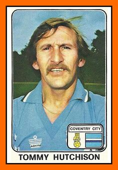 Old School Panini: UK Football Team - Coventry City 1979