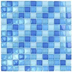 Teal Cobalt Blue Blend