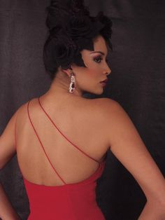 Couture dress by Ruben Vargas