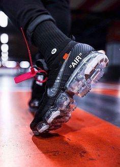 buy popular d8ab9 f5ea4 OFF WHITE x Nike Air Vapormax Zapatos Adidas, Zapatos De Marca, Zapatillas  Nike,