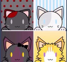 Rwby cats