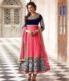 The entire range of #BollywoodAnarkali Suits is well recognized for its beautiful and stylish design at best prices. Add them to your wishlist #DesignerAnarkali , #PartywearAnarkalisuit Get Extra 16% Off On Offer Price.... Click here:- http://www.shoppers99.com/anarkali_suits