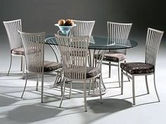 Indoor & Outdoor Home Furniture Pastel Furniture, Home Furniture, Outdoor Furniture Sets, Outdoor Decor, Table And Chairs, End Tables, Dining Table, Contemporary Dining Sets, Condo Remodel