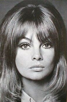 Jean Shrimpton...who I wanted to look like in the '60s