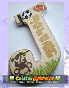 Diseñamos decoraciones para habitaciones de niños, letras decoradas ;  Objetos decorativos en Icopor y foami   Ubicados en Duitama   Boy...