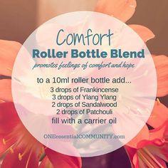 21 Roller Bottle Recipes for Emotions (FREE PRINTABLE LABELS