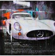 Markus Haub Mercedes 300 SL W194 195