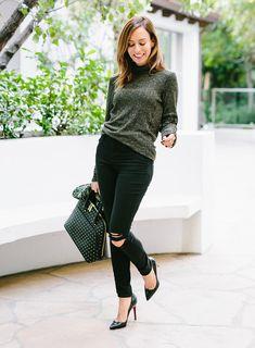 How To Wear a Turtleneck When You Don't Like Turtlenecks – Sydne Style