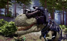 Some ark survival evolved dinos are getting nerfed games itech ark survival evolved tek tier patched pushed back again malvernweather Gallery