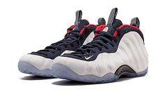best authentic 17c57 4fe9a Nike Air Foamposite One PRM Men s Size 9-10.5 USA Olympics Dream Team  575420 400