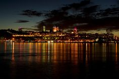 Quebec by night - Silvy Tousignant photographie