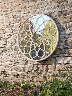 Small Outdoor Window Mirror - Sale Room