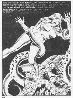 sereneskunk:  The Art of Wally Wood